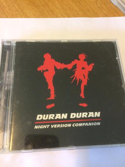 Duran Duran Night Version Companion Cd Japonés