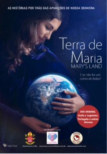 Terra De Maria - Original - Novo - Lacrado