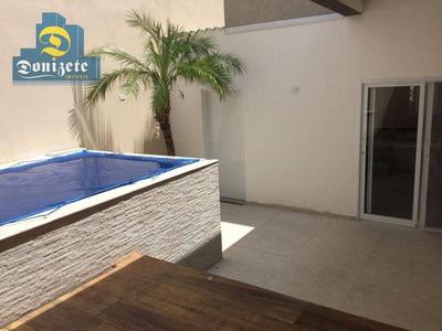 Sobrado Residencial À Venda, Campestre, Santo André. - So1764