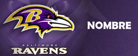 Taza Mágica Ravens Cuervos Baltimore