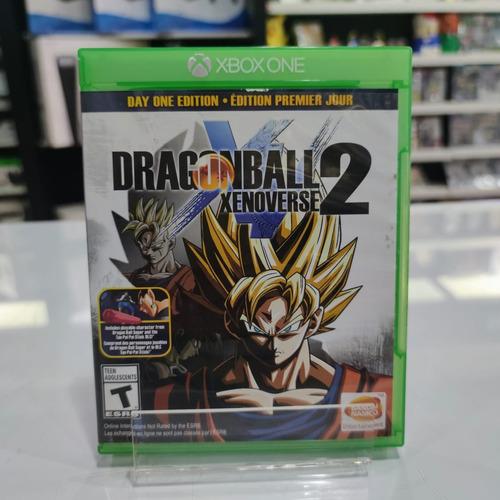Dragon Ball: Xenoverse 2 Xbox One Completo Português