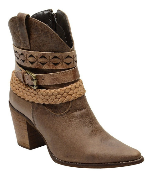 Bota Country Javali Ankle Boot Madeira