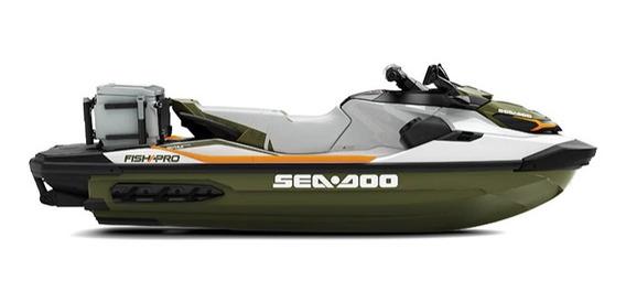 Moto De Agua Sea Doo Fish Pro 2020 C/sound System Nueva
