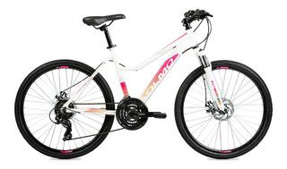 Bicicleta Olmo 26 Dama Safari 265 Mtb Alum 18 V Envio Gratis