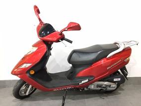 Suzuki Burgman 125i 2015 Em Ótimo Estado Por $6.200,00 !!!