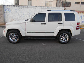 Jeep Liberty Limited Piel 4x2 Modelo 2012