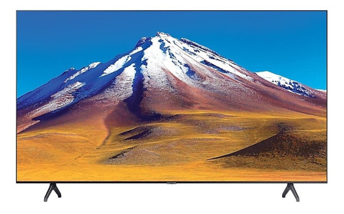 Televisor Samsung 50  Crystal Uhd 4k Smart Tv