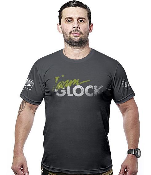 Camisa Militar Hurricane Line Team Glock