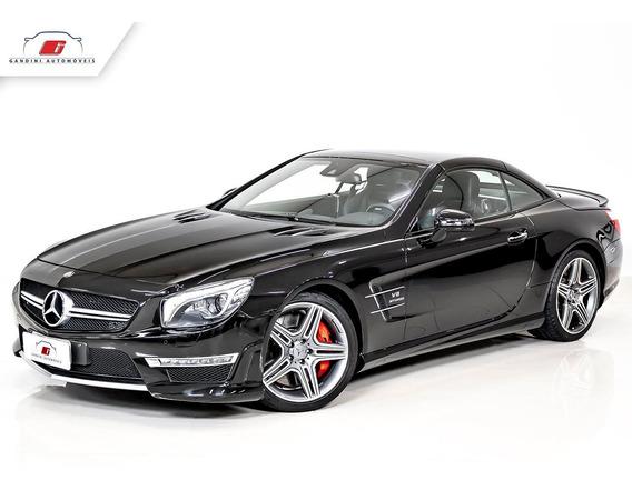 Mercedes-benz Sl 63 Amg 5.5 Roadster V8 Bi-turbo Gasolina