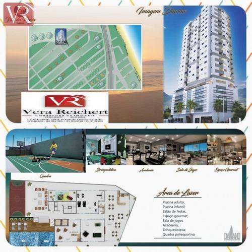 Imagem 1 de 11 de Apartamento Vila Da Praia Residence  - Imb254 - Imb254