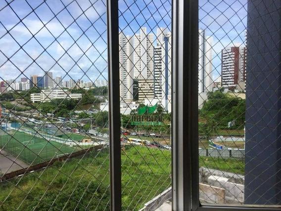 Apartamento Com 3 Dormitórios À Venda, 242 M² Por R$ 380.000,00 - Candeal - Salvador/ba - Ap1782