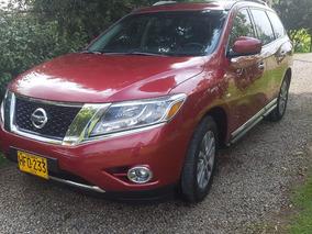 Nissan Pathfinder Advance 4x4 Automática 7 Pasajeros