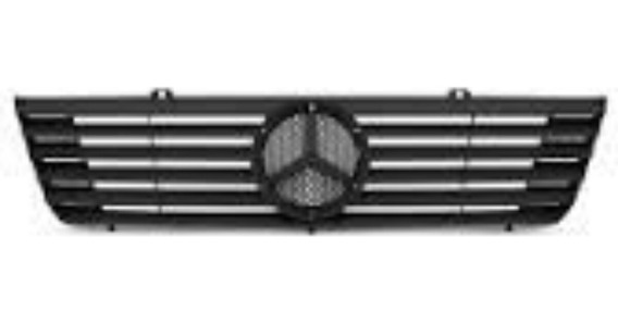 Grade Frontal Do Radiador Sprinter 310 312 De 1997 À 2002
