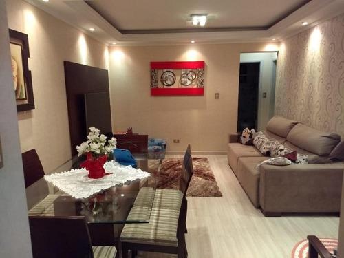 Imagem 1 de 13 de Apartamento Com 02 Dormitórios E 67 M² A Venda No Parque Fongaro, São Paulo   Sp. - Ap2789v