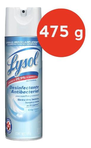 Lysol Spray Desinfectante 475 G