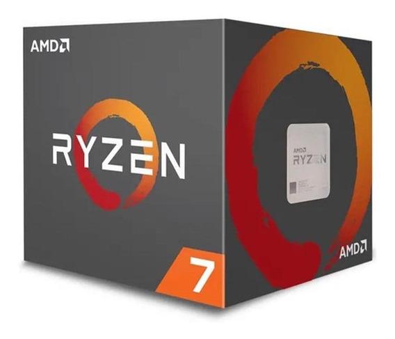 Processador Amd Ryzen 7 2700 4,1ghz Am4 65w Yd2700bbafbox