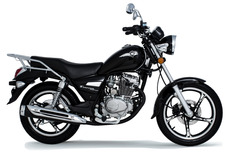 Suzuki - Chopper Road Superior A Dafra Horizon