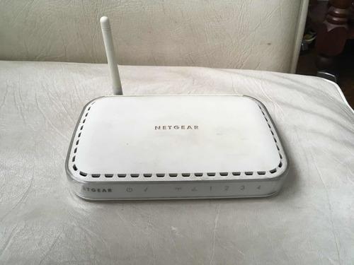 Router Netgear Wgr614