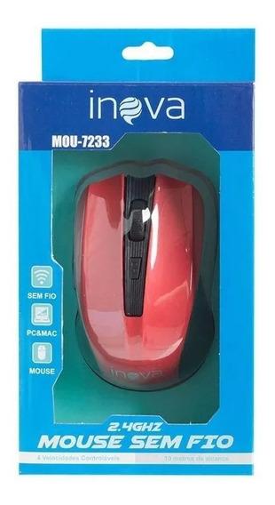 Mouse Sem Fio 2.4 Ghz