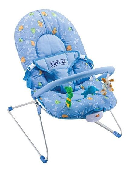 Cadeira De Descanso De Bebe Com Segurança E Conforto Com Botoes Musicais E De Vibração Até 9kg