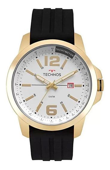 Relógio Technos Masculino Performace Racer 2115mro/8p