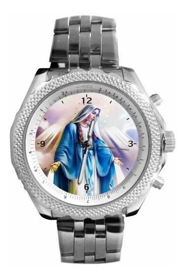 Nossa Senhora Das Graças Relógio Personalizado 5276