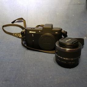 Nikon 1 V1 Lente 30mm, Flash + Brindes, Grátis Tripé