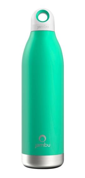 Termo / Botella Térmica Jambu De 550 Ml/18 Oz, Color Verde.