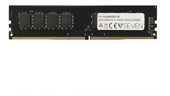 Memoria Ram 8gb V7 Ddr4 2400mhz Cl17 Dimm Pc4-19200 1.2v Pc (v7192008gbd)