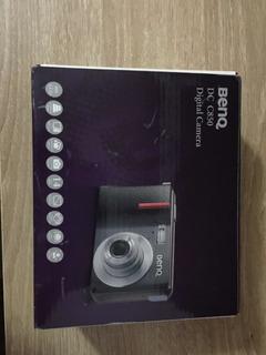 Camara Benq 8 Megapixeles. Nueva+ Funda