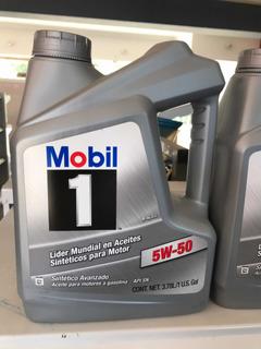 Aceite Mobil 1 5w50 X 3,78litros