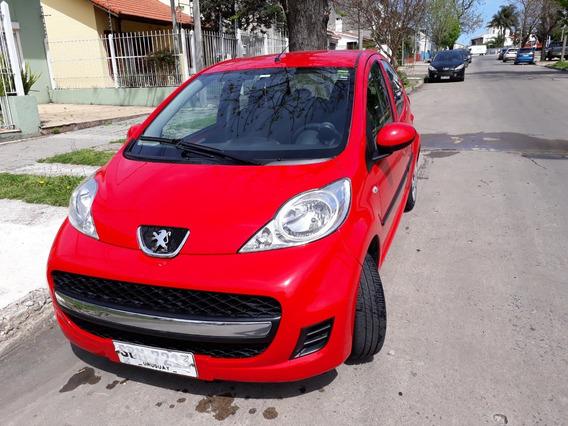 Peugeot 107 Full Año 2012 Cilindrada 1.000