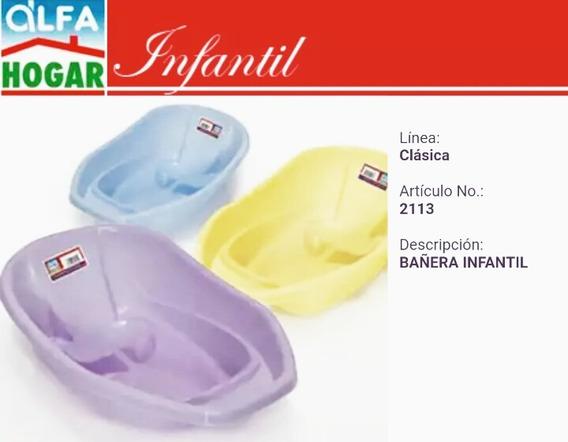 Bañera Para Babes Alfa Hogar