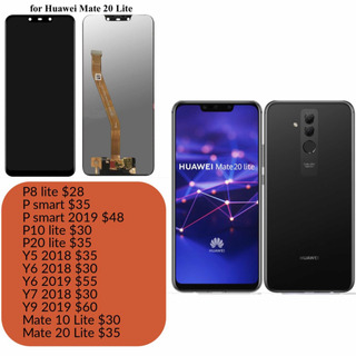 Pantalla Display Huawei Mate 20 Lite P20 Lite Mate 10 Lite