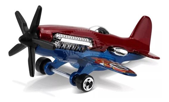 Hot Wheels Avião Mad Propz Aviões Frr89-d7c3 Hotwheels