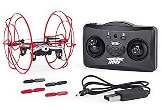 Air Hogs - Hyper Stunt Drone - Instoppable Micro Rc Drone -