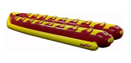 New Banana Boat 10 Lugares - Pvc - Zefir