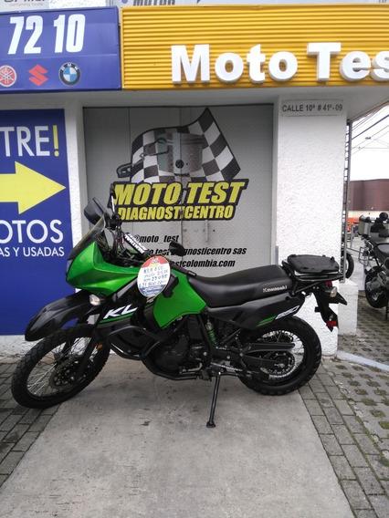 Kawasaki Klr650 Egf Modelo 2016 Km 23.085