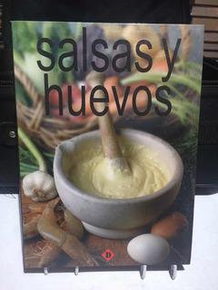 Salsas Y Huevos - Libro - Colección Practico De Cocina