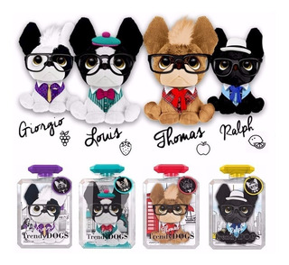 Peluches Trendy Dogs Collection (4 Modelos Disp) Agenda Game