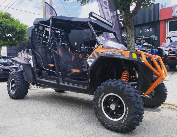 Polaris Rzr 900 Xp 4 Plazas 2014
