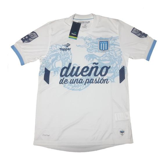 Camiseta Racing Club Topper 2014 Arquero