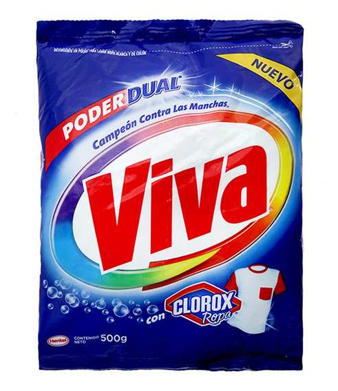 Viva Dt Ropa Regular 500 Gr