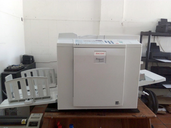 Duplicador Ricoh Dx 2330
