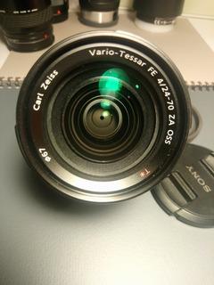 Sony Zeiss 24-70mm F4 Full Frame