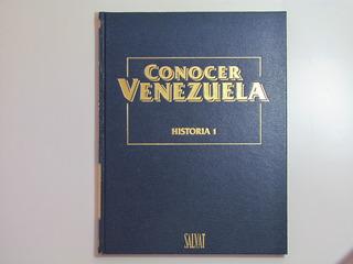 Enciclopedia Conocer Venezuela. Del Tomo 1 Al 20.