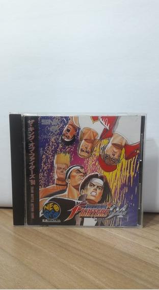 The King Of Fighters 94 Neo Geo Japonês Original