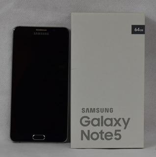 Samsung Galaxy Note 5 Nuevo Desbloqueado Original
