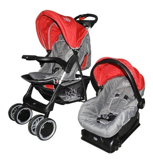 Baby One Coche Travel C/base Smart Bots-015