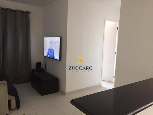 Apartamento À Venda, 60 M² Por R$ 295.000,00 - Jardim Imperador - Guarulhos/sp - Ap14464